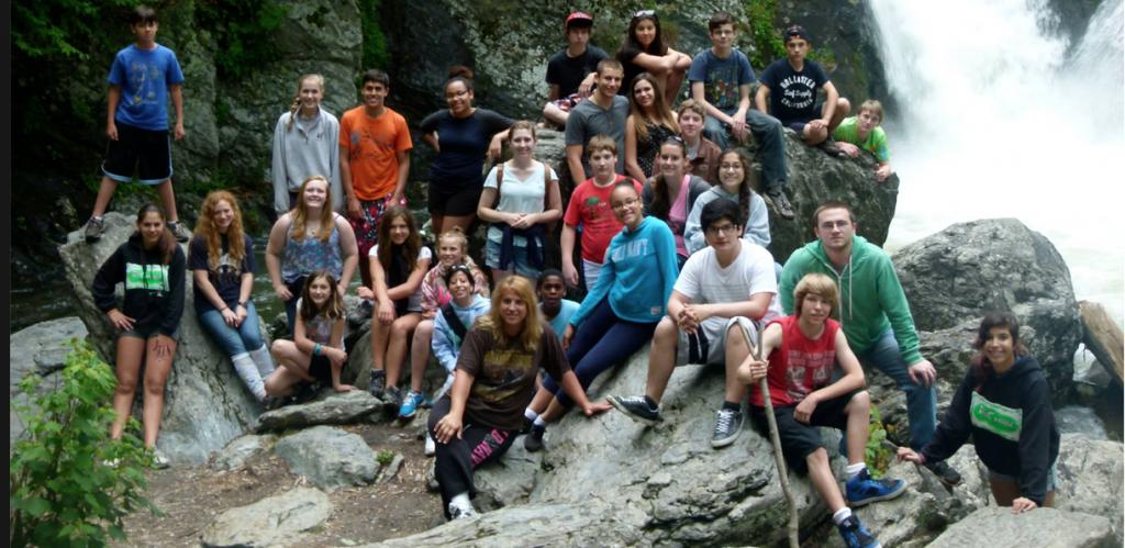 NJ Teen Church Youth Group