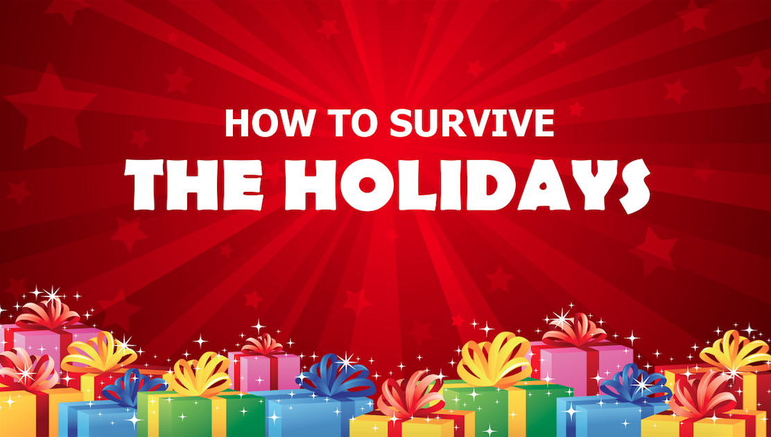 Central NJ How to Survive the Holidays Seminar