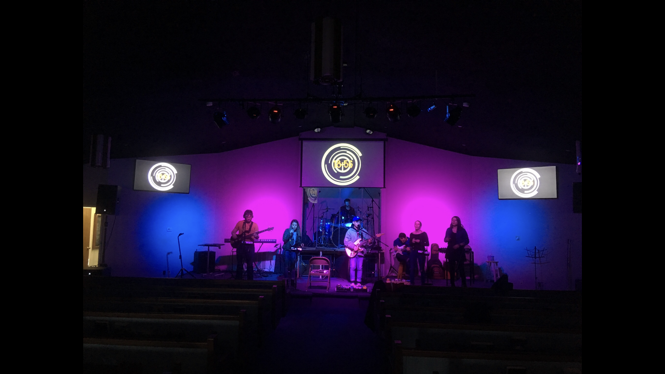 Oasis church NJ band